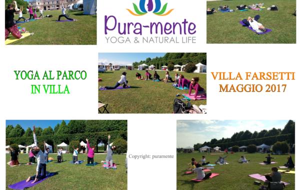 Yoga in Villa